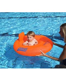 Zoggs Float Seat Trainer Set - Orange