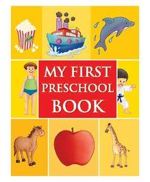 Pegasus My First Preschool Book - English