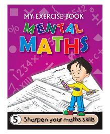 Pegasus My Exercise Book Mental Maths 5 - English