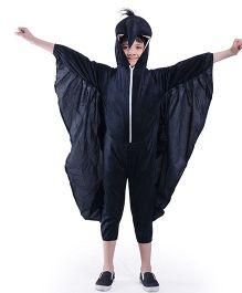 Fancydresswale Crow Fancy Dress - Black