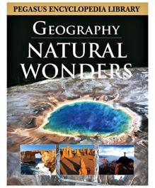 Pegasus Encyclopedia Geography Natural Wonder - English