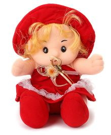 Funzoo Karina Doll Red - 25 cm