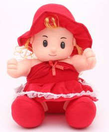 Funzoo Karina Doll Red - 30 cm