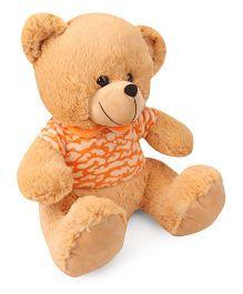 Funzoo Cloudy Teddy Bear Soft Toy Brown - 40 cm