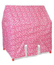 Kids Zone Play Tent House - Pink