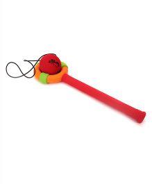 Safsof Swinging Loop - Red Orange
