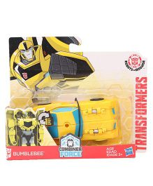 Transformers RID One Step Changer Figure - Yellow