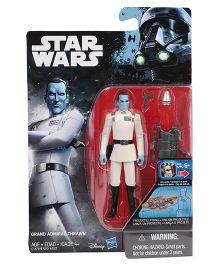 Star Wars Grand Admiral Thrawn Figure - White