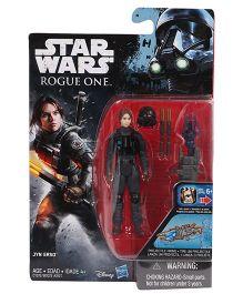 Star Wars Jyn Erso Figure - 8.5 cm