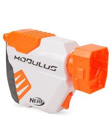 Nerf N Strike Modulus Shockshot - Orange White