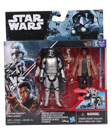 Star Wars Captain Phasma Figure Grey - 10 cm