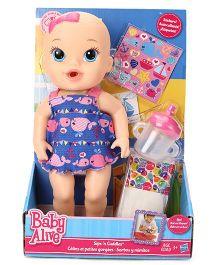 Baby Alive Sips N Cuddles Baby Doll - 26.5 cm