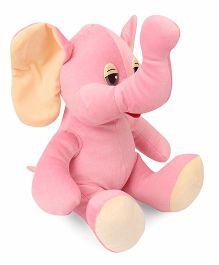 Funzoo Elephant Soft Toy Pink - 30 cm