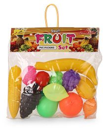 Luvely Fruits Set Pack of 13 - Multicolour