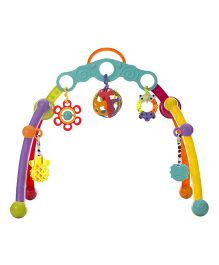 Playgro Fold And Go Play Gym - Multi Color