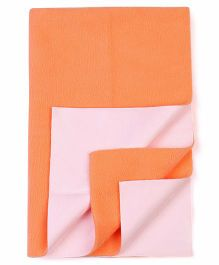 Adore Insta Dry Bed Protector Sheet Small - Orange