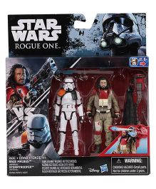 Star Wars Baze Malbus And Stormstooper Figure - 9 cm