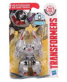 Transformer Heatseeker Figure Grey - 6 cm