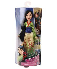 Disney Princess Royal Shimmer Mulan Doll - 27 cm