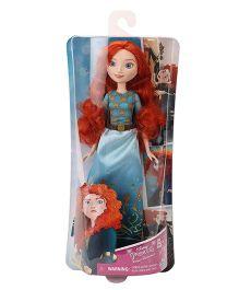 Disney Princess Royal Shimmer Merida Doll - 27.5 cm