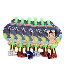 Chhota Bheem Blow Out Pack Of 6 - Green