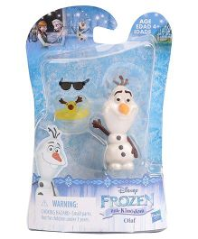 Disney Frozen Olaf Doll With Accessories - White
