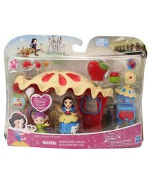 Disney Princess Little Kingdom Snow White Apple Cafe - 7.6 cm