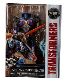 Transformers MV5 Premier Voyager Optimus Prime Action Figure - 17 cm