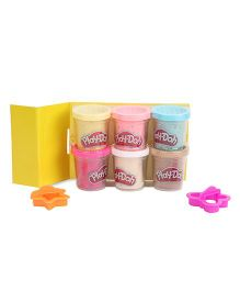 Play Doh Confetti Compound Collection - Multicolor