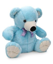 Liviya Teddy Bear Soft Toy Blue - Height 63 cm