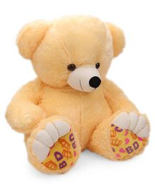 Liviya Soft Toy Teddy Bear Cream - Height 56 cm