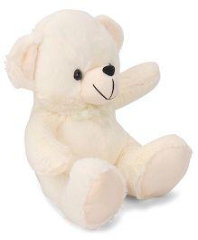 Funzoo Chip Teddy Bear Soft Toy Cream - 26 cm