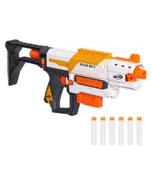 Nerf Modulus Recon Mk 11 Blaster Gun - Orange White