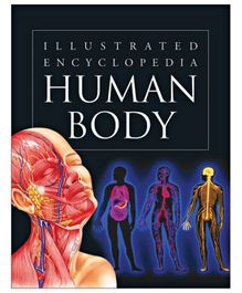 Pegasus Book Human Body - English