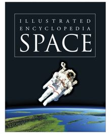 Pegasus Illustrated Encyclopedia Space  - English
