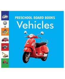 Pegasus - Board Book On Vehicles