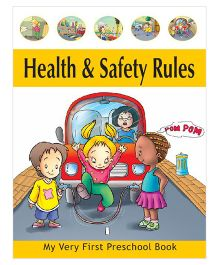 Safety Rules My Very First Preschool Book - English