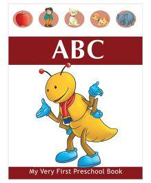 ABC Preschool Book - English