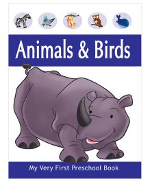 Pegasus My Very First Preschool Book Animals And Birds - English