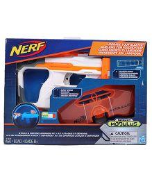 Nerf Modulus Toy Gun Strike And Defend Upgrade Kit - Orange