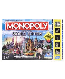 Hasbro Monopoly Here And Now - Multi Color