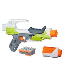 Nerf Modulus Ionfire Blaster Gun - Green White