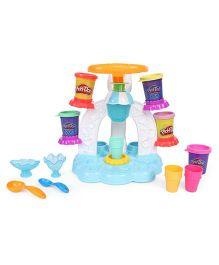 Play Doh Swirl N Scoop Ice Cream - Multicolor