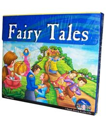 Pegasus CD Fairy Tales Pack 1 - English