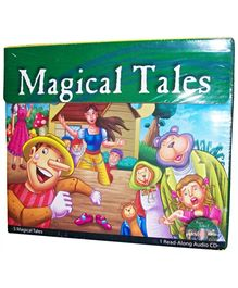 Pegasus CD Magic Tales Pack 2 - English