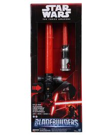 Disney Star Wars Kylo Ren Electronic Lightsaber - Red