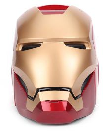 Marvel Legends Iron Man Electronic Helmet - Golden Red