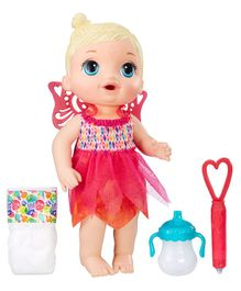 Baby Alive Face Paint Fairy Doll Pink - 28 cm