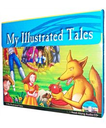 Pegasus CD My Illustrated Classics - English