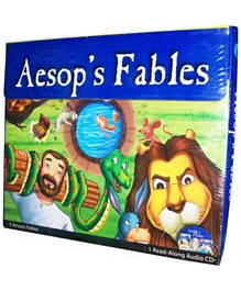Pack Aesops Fables - English